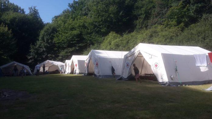 Zeltlager Salzhemmendorf