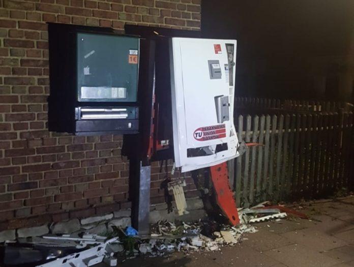 Zigarettenautomat Bad Münder