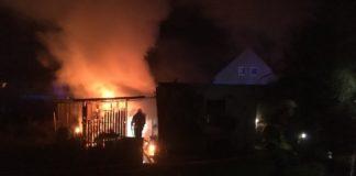 Feuerwehr Brand Afferde Feuer