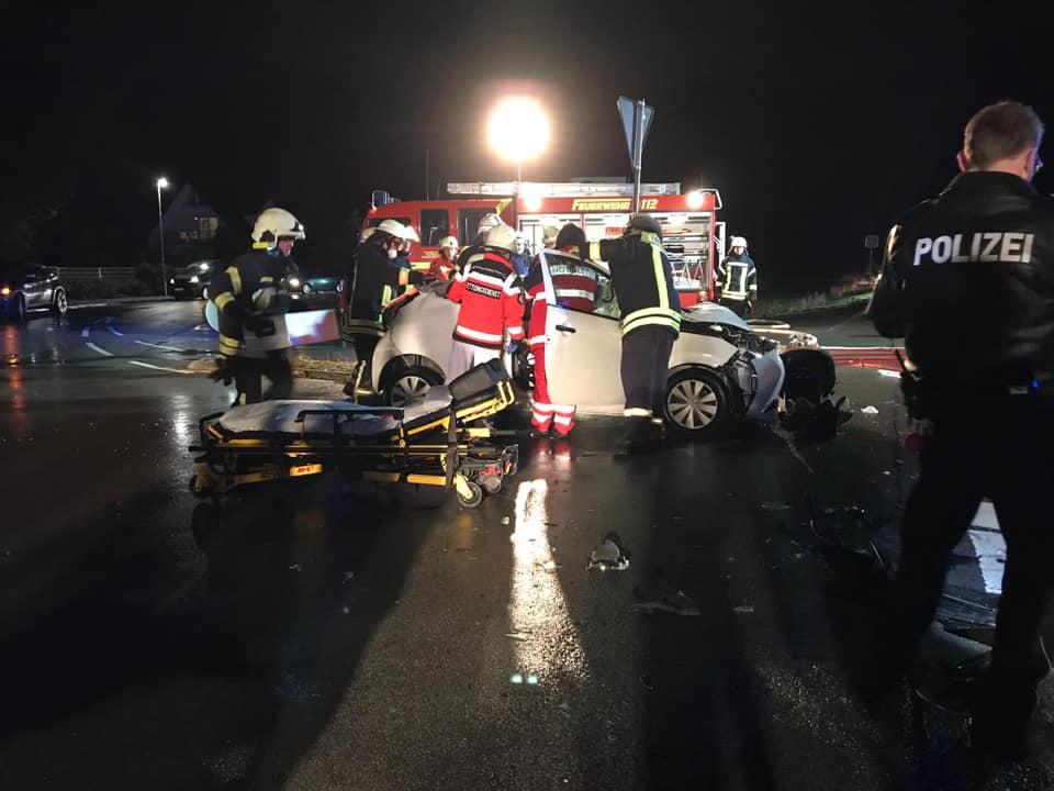 Verkehrsunfall Bad Münder