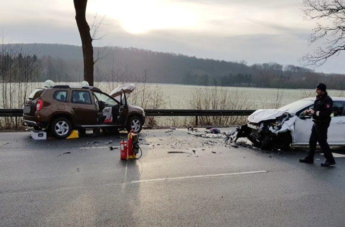 Verkehrsunfall_B442-K72_Polizei