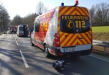 Bad Münder Polizei Unfall Gas