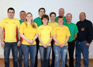 DLRG Coppenbrügge Vorstand