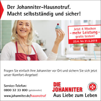 Johanniter Hausnotruf