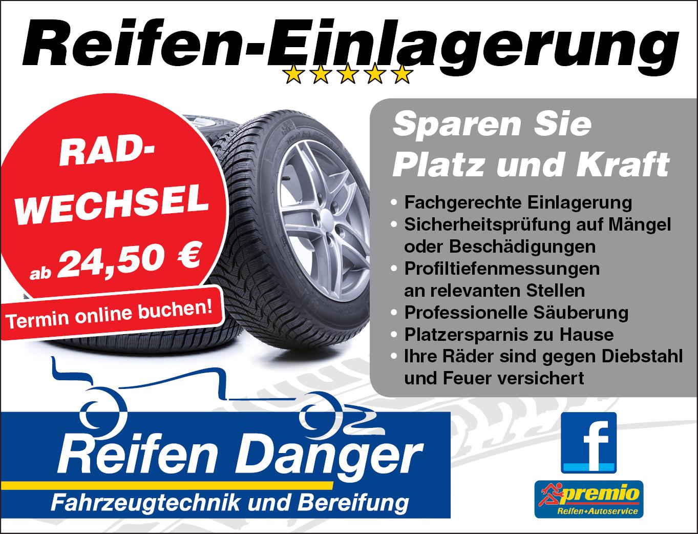Reifen Danger
