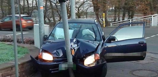 Unfall_Melkerweg_BadMünder_Polizei