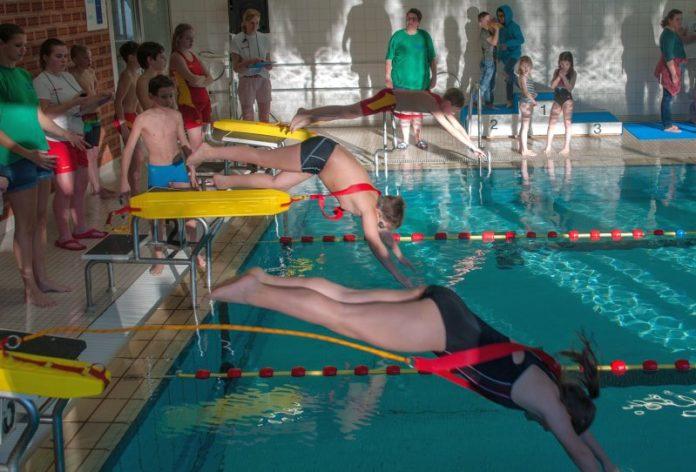 DLRG_U13-Teamwettkampf am Ith