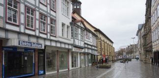Leerstand Osterstraße Hameln
