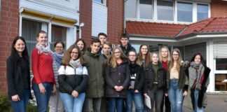 Gruppe_Schule im Hummetal_Seniorenstift Aerzen