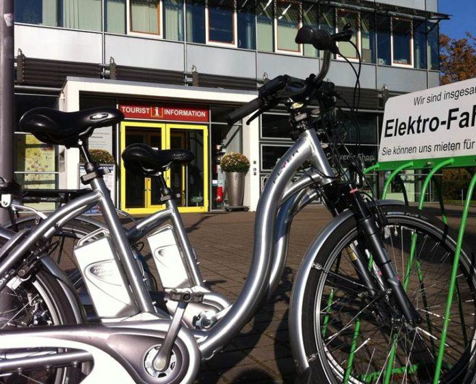 E-Bikes Tourismus Tour Hameln