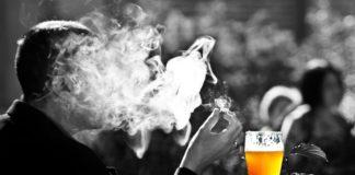 Alkohol Sucht