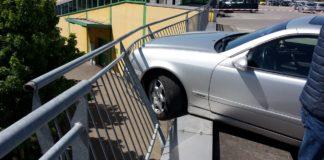 Rinteln Polizei Auto Parkdeck