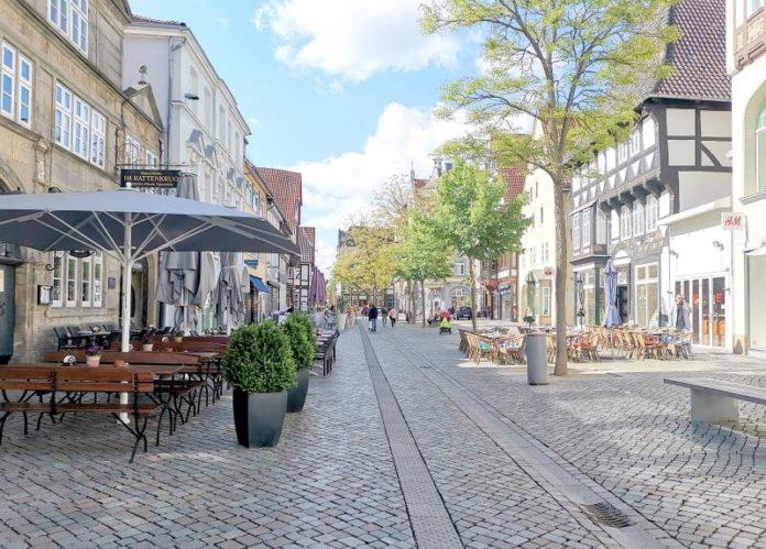 Fußgängerzone Hameln