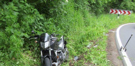 Motorrad_Unfall_Rühler Schweiz_Polizei