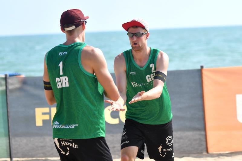 Beach-Team Rattenfänger