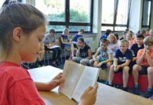 Lesewettbewerb Grundschule Bad Münder