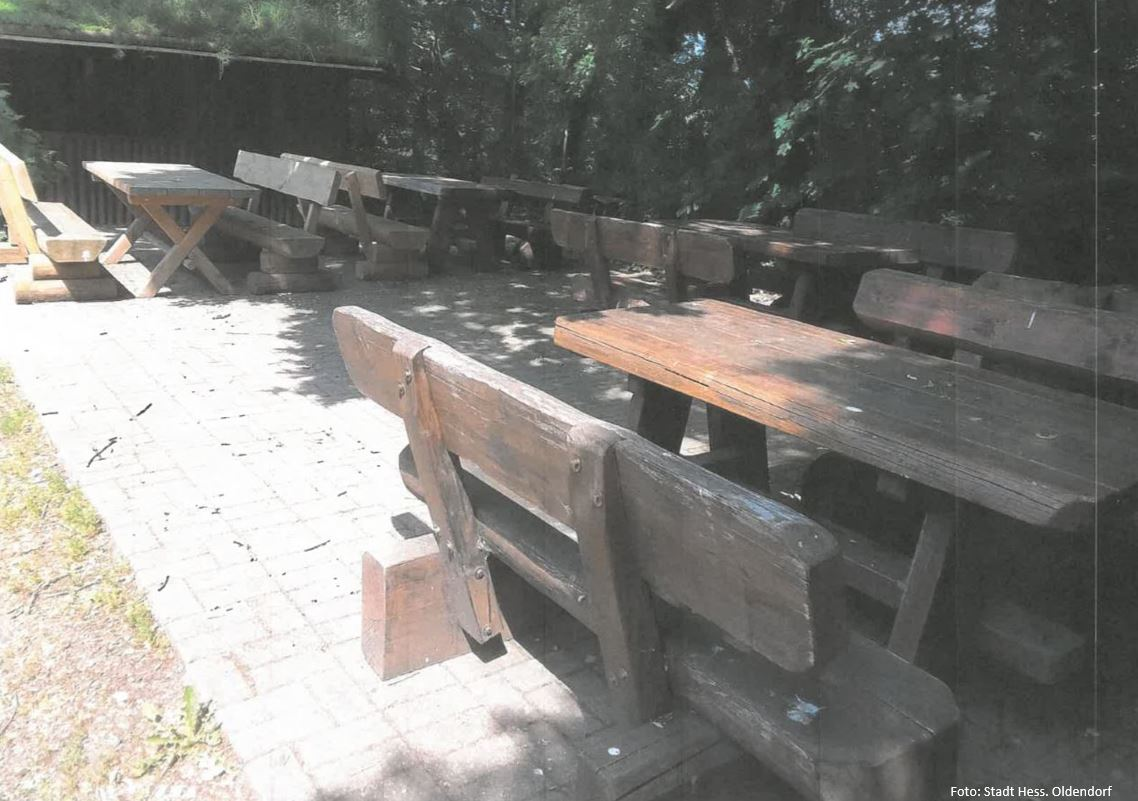 Möbel Holz Fischbeck Grillplätze