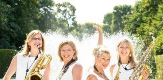 Sistergold Jazz im Park Bodenwerder
