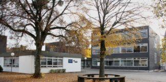 Schulhof_Schulzentrum_Humboldt-Gymnasium Bad Pyrmont