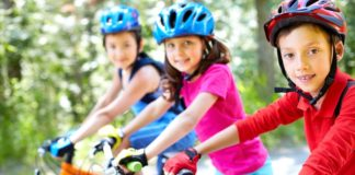Kinder Fahrrad Räder Prüfung
