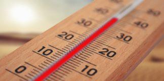Hitze Grad Thermometer