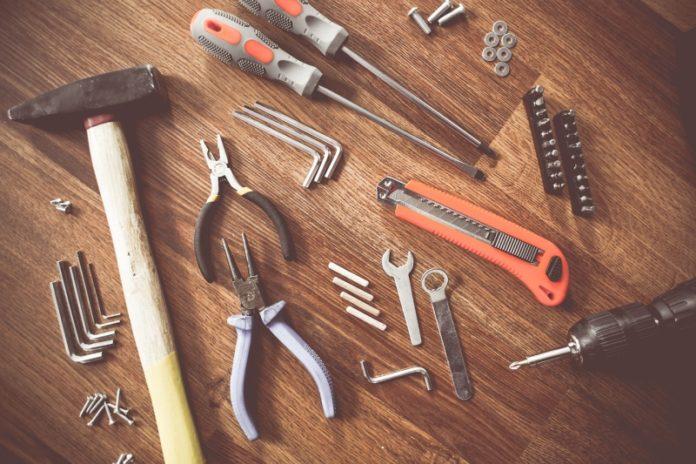 Werkezeug Handwerk Arbeiten
