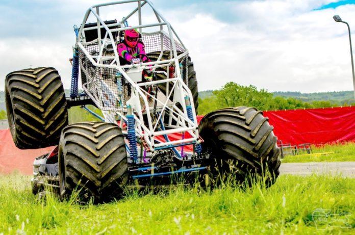 Motorsport Monstertruck Lagine