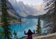 Dorothee Schulze_Kanada_Lake Moraine