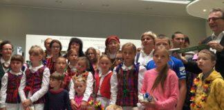 Harald Wanger_litauische Kinder_Infocenter