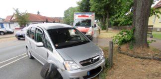 Polizei Bad Pyrmont Unfall