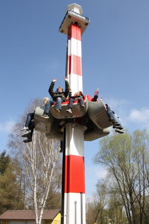 Rasti-Land- Freifallturm