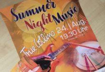 Plakat - Summer Night Music