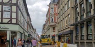 Am Markt_Hameln_Baustelle