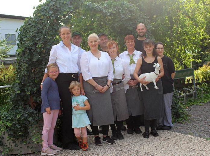 Berggasthaus Ziegenbuche Team