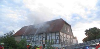 Polizei Bad Münder Feuer