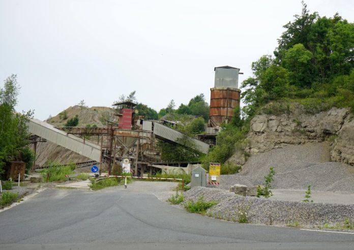 Deponie Ith Steinbruch