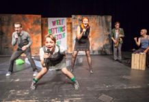 Jugendtheater Sumpfblume - web