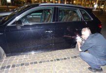 beschädigter Audi A3_Hameln