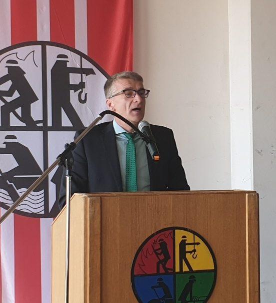 stellvertrender Landrat Torsten Schulte