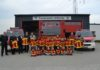 Feuerwehr Afferde Spende Enertec