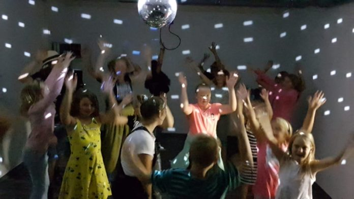 Jugendtreff Disco Ferienpass
