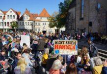 Klimastreik Hameln