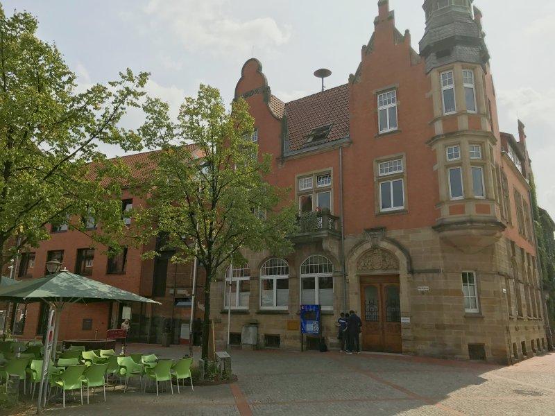 Rathaus_Hessisch Oldendorf