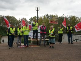 Streik BHW_verdi 2