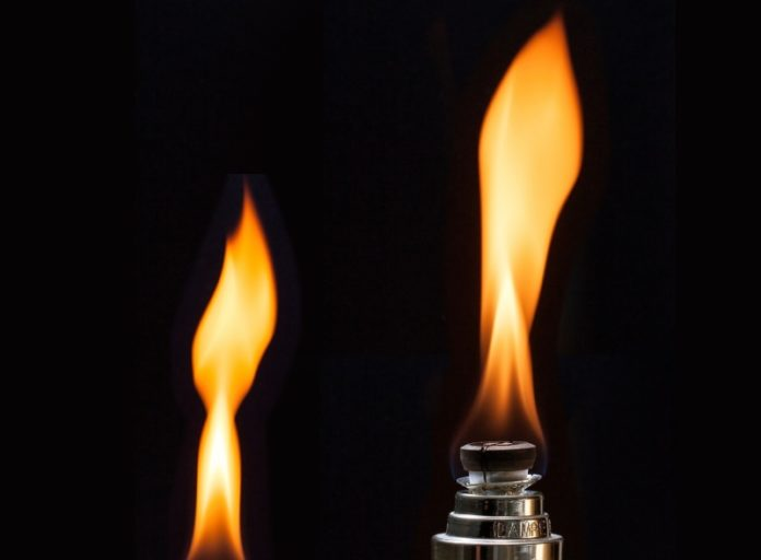 Fackeln Flamme Feuer
