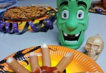 Essen_Halloweenparty im Jugendtreff