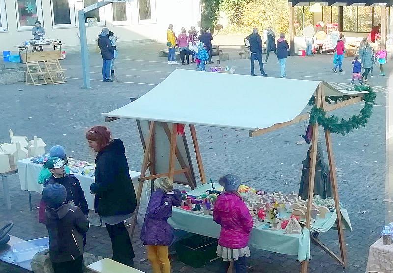 Freie Schule Weserbergland_Martinsmarkt