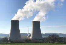 Umstritten: Das Atomkraftwerk Grohnde