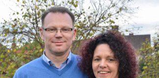 Frank und Petra Albrecht-Lübbe.