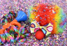 karneval-symbolfoto-clown-konfetti